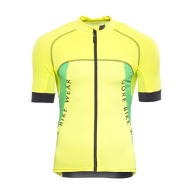 GORE BIKE WEAR ALP-X PRO Bike Jersey Shortsleeve Men yellow